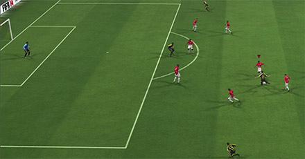 FIFA16 Defending 3