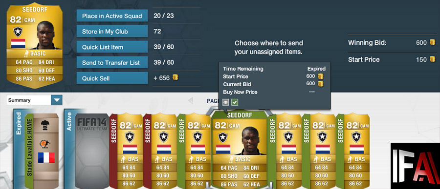 Seedorf-FUT14