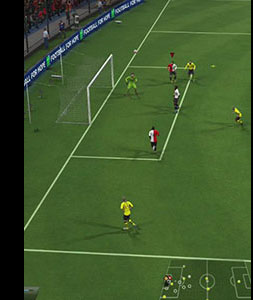 FIFA cross header win 2