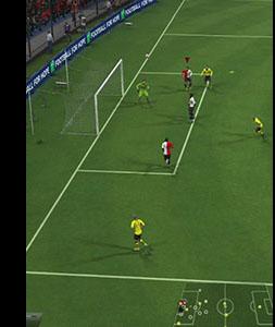 FIFA cross header win 2