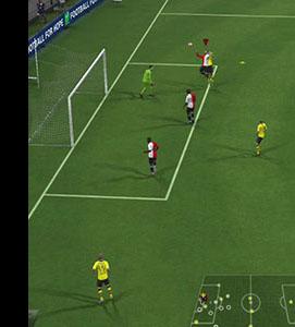 FIFA cross header win 3