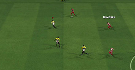 FIFA stop cross 2