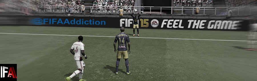 FIFA15 throw in