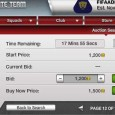 Balls to buy and sell in FIFA UT