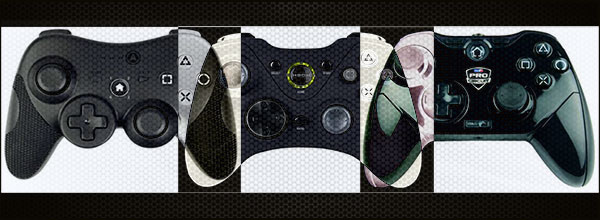 Xbox style Playstation controller