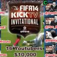 16 Youtubers $10000 - KICKTV