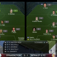 FIFA custom tactic - possession