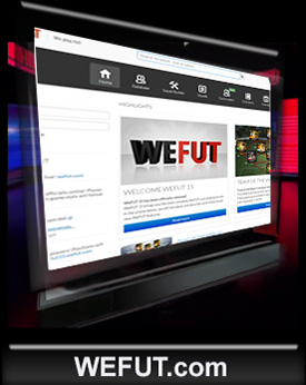 WEFut website