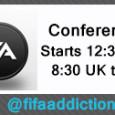 FIFA16 E3 conference