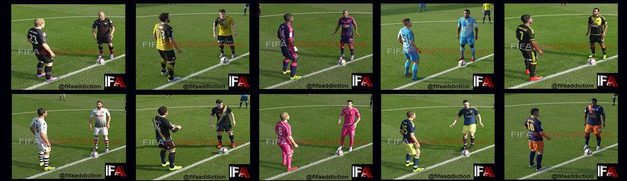 best fifa 16 team ever