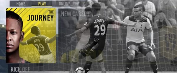 We explain The Journey in FIFA17 with full videos from @MattHDGamer