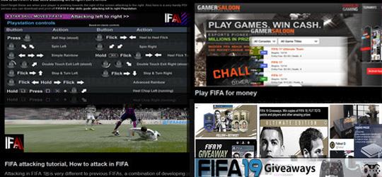 FIFA 18 skills tutorials