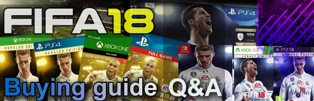 Which FIFA 18 to buy Lots of choices when buying the latest FIFA, so which FIFA 18 to buy? We […]