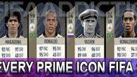All FUT Prime icons