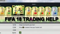 FIFA 18 trading help