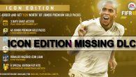 FIFA 18 icon edition missing bonus content