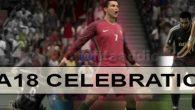 FIFA 18 celebrations tutorial