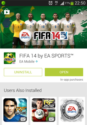 fifa 14 download app